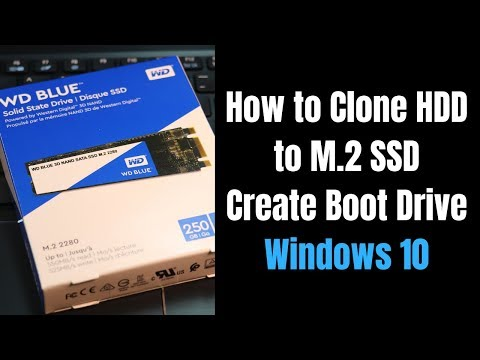 Clone Hard Disk Or SSD - Windows MD