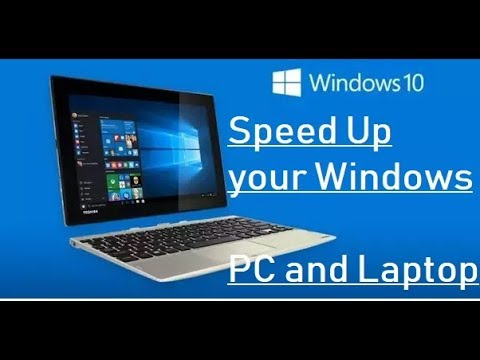 How To Speed Up Windows 7 - Optimize Windows For Better