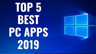 Best Apps For Pc 2019 I Free Windows Software My Top 5 I Windows Md